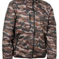 BLOUSON UNISEXE SOFTSHELL FORESTIER VINCENT. 100% POLYESTER + MEMBRANE COFRATEX. TS A 4XL - CAMOUFLAGE